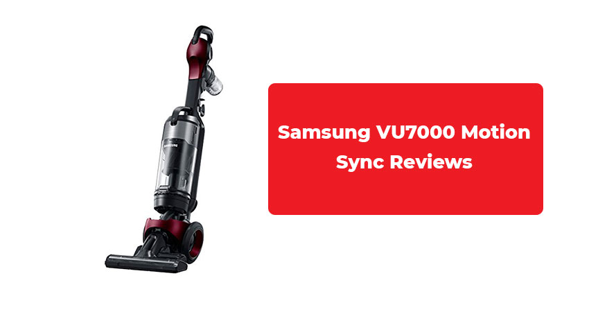 Samsung VU7000 Motion Sync Reviews