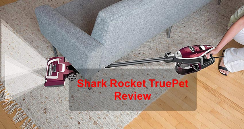 Shark Rocket TruePet Review