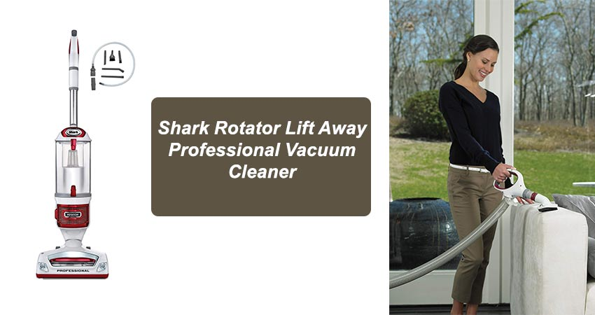Shark Rotator Lift Away Professional