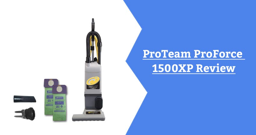ProTeam ProForce 1500XP review